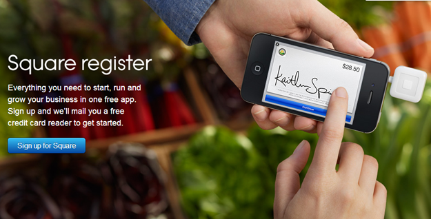 Square Register - Accept credit card payments on your mobile phone or iPad