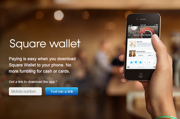 Square Wallet. The mobile payments app for iPhone & Android