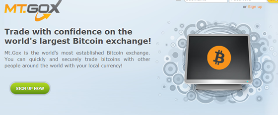 Mt.Gox - Bitcoin Exchange >>>