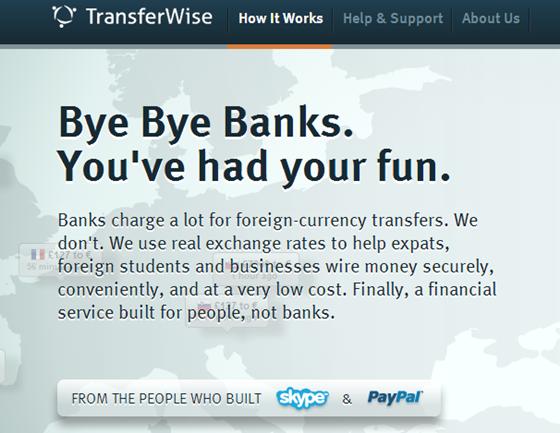 TransferWise >>>