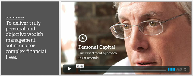 Personal Capital - Financial Advisers >>>